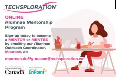Online Alumnae Mentorship Program